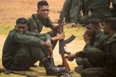 Crime among Sri Lanka soldiers on rise; 18% reported crimes committed by them