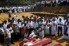 Easter Sunday attacks:Those responsible for this – from the very top – must at the very least resign. – Sumanthiran