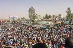Sudan: With al-Bashir Ouster, End Authoritarianism; Respect Rights, Ensure Justice