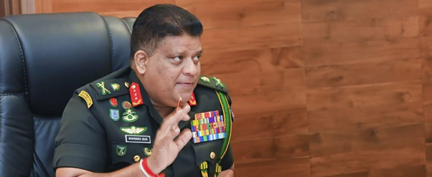 Sri Lankan Army to Take over Printing of Driving License at Government's Request