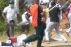 Photo evidence of  gov violence  against teachers