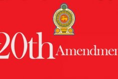 Sri Lanka: Four key ways in which accountability is compromised by proposed 20 amendment – TISL