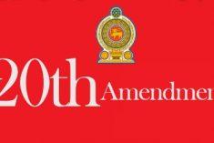 20th Amendment at a glance