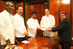 Full text of the draft 20th amendment to the constitution of Sri Lanka
