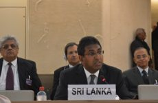 No country's HR record is perfect. It is always work-in-progress- Sri Lanka's Deputy FM
