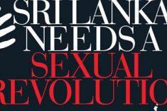 Why Sri Lanka Needs a Sexual Revolution