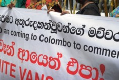 Sri Lanka: Protest Against 'White Van' Style Arrests