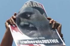 Sri Lankan Protest Demands New probe of Journalist's Killing