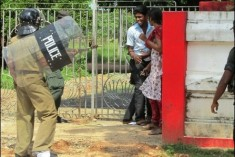 Sri Lanka clashes over Tamil rebel remembrance