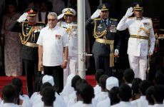 As Pandemic Rages, Sri Lanka's President Pardons a War Criminal