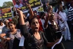 Sri Lanka 'criminalising dissent', says Amnesty