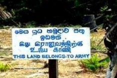 Sri Lanka: Release of 1000 Acres From HSZ Completed