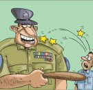 Sri Lanka: Barbaric behaviour [of the IGP] cannot be dismissed as 'not quite torture'