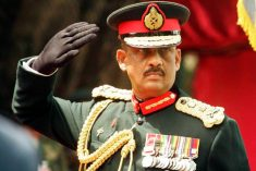 "Sri Lankan president calls on former army commander to ""discipline the country"""