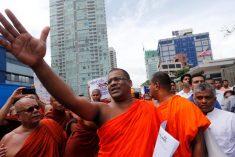 Reporter's diary: the charge of the saffron brigade in Sri Lanka