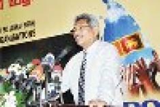 Defence Secretary Gotabhaya Rajapaksa responds to criticism over his conduct.