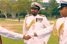 Sri Lanka Navy To Probe Former President's Son's Appointment To Navy