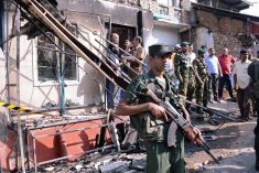 Sri Lanka declares state of emergency after communal violence