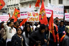 Violence by Sections of Tamil Diaspora: Toxic Gas Attack in Paris