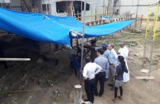 Mass grave discovered in Mannar, Sri Lanka