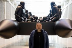 'Ai Weiwei Drifting': China's most famous, displaced artist