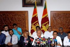 The healing touch: on Muslim Ministers resigning in Sri Lanka