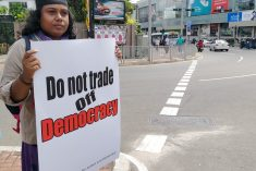 Culture of democracy important in Sri Lanka –  Commonwealth Secretary-General