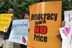 Sri Lanka: The prospects for democracy and reconciliation in the immediate future are bleak, concludes CPA.