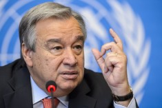 TNA Wants New UNSG To Work For A Permanent & Honorable Peace In Sri Lanka