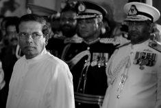 Admiral Wijegunaratne's involvement with murder suspect: TNA alleges President interfered in CID probe