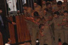 Mahinda Rajapaksa loses trust vote again