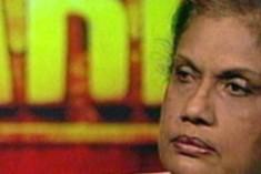 I Am an Atheist, Says Former President Chandrika Kumaratunga