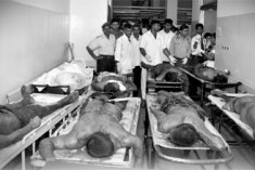 Prisoners urge international probe;Eye witness relates: Welikada prisoners were massacred