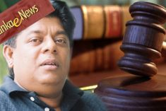 Sri Lankan court issues international arrest warrant against editor for contempt