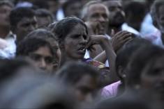 Hard times in Sri Lanka's war-ravaged north