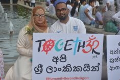 Standing in Protest and Solidarity After the Easter Attacks – WAN