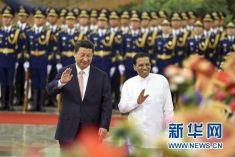 China to assist Sri Lanka in its anti-terror efforts