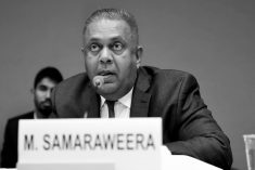 Sri Lanka: The obsession about foreign judges because of the last ten years – Samaraweera