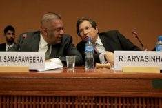 HRC 34: No new commitments arising from the High Commissioner's Report in the Sri Lanka resolution