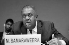 Sri Lanka FM Samaraweera defends UNHRC resolution 30/1 & says Gotabhaya policy will isolate the country again