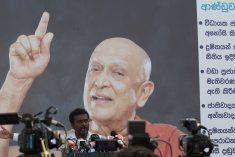 Civil groups want coalition govt  between UNP & SLFP to continue