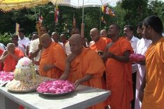 These traitors [Muslims] must not be allowed to live in freedom [in Sri Lanka] – Warakagoda Gnanarathna Thero