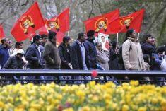 JHU says Sumanthiran assassination plot a sign of LTTE re-grouping in Sri Lanka.