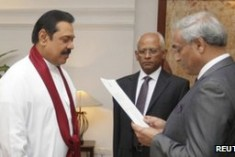 Sri Lanka lawyers boycott chief justice ceremony
