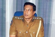 Top Sri Lanka police officer held over 'contract killing'