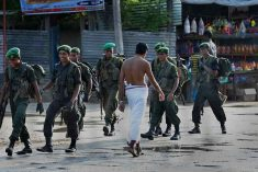 Sri Lanka Army  holding about 85,000 acres in North and has 150,000 soldiers.  – CM C.W. Wigneswaran