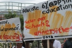 Closure of  Universities – Sri Lanka masks tyranny with selective democracy