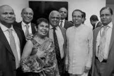 """We only investigate incidents not related to the war""  – Sri Lanka President Sirisena"
