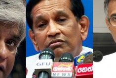 Rajitha, Champika and Arjuna ask IGP to probe bribery claims