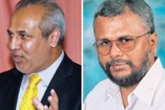 13 A amendment: EPDP, SLMC strike discordant note with Vasu, Rajitha,Tissa, DEW agreeing
